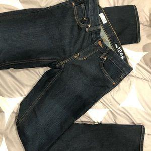 Gap skinny jean